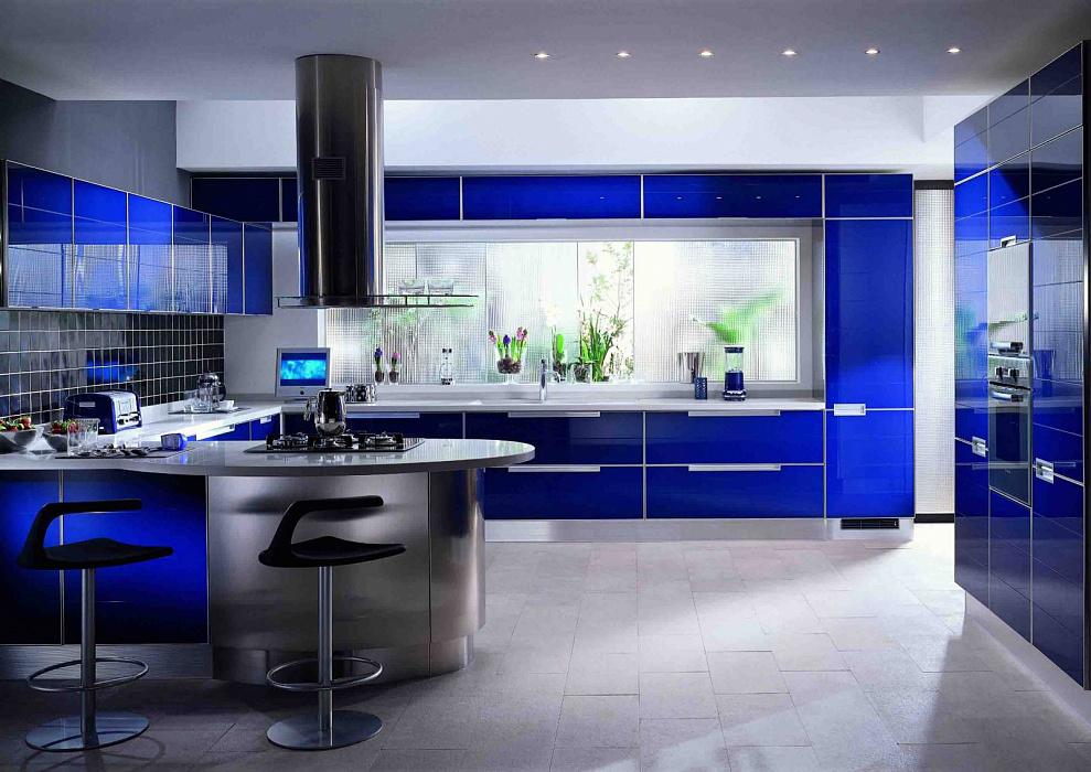 Особенности стиля хай-тек на кухне и 25 идей дизайна