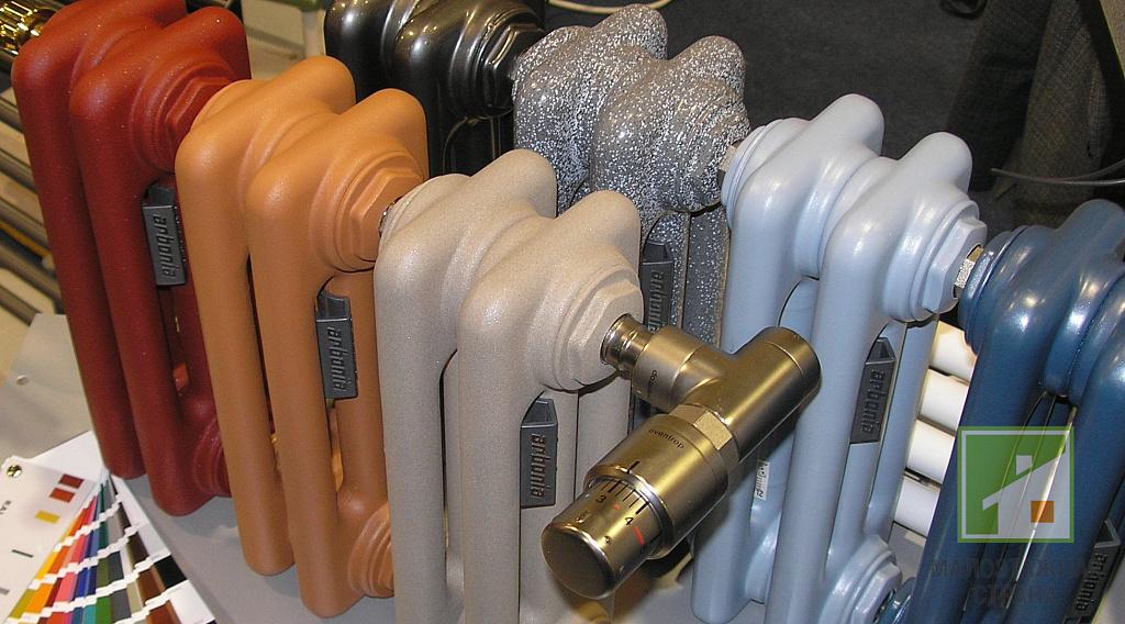 Краска для радиаторов отопления: все виды и рекомендации по нанесению