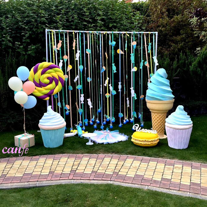 50 идей оформления детского дня рождения