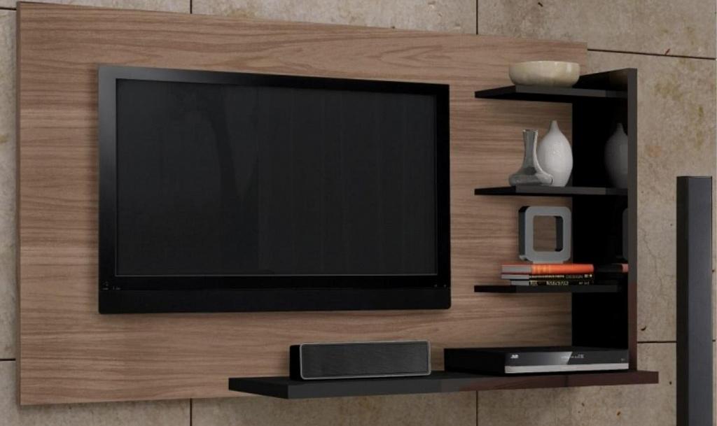 Подбираем полку для телевизора в ваш дом: советы, нюансы, дизайнерские идеи