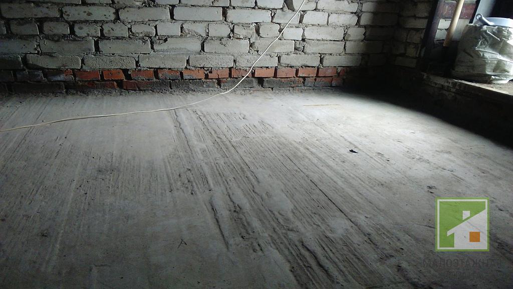 Залить пол в гараже бетоном цена москва керамзитобетон для пола состав и пропорции