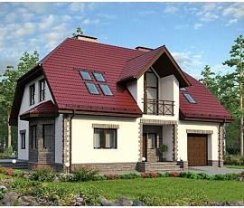 Проект дома 39-199