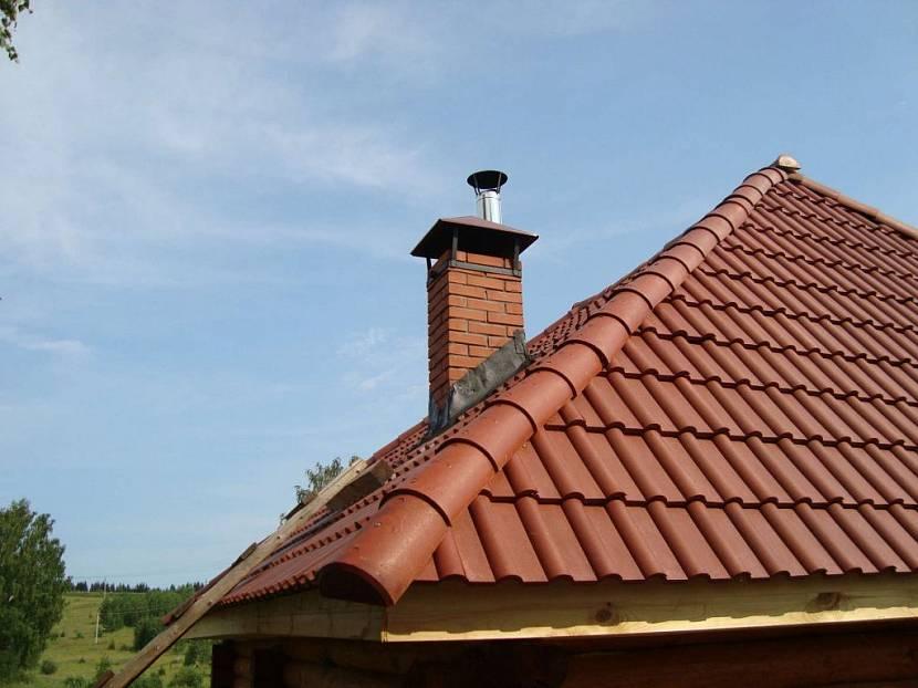 купить плоский конек для крыши