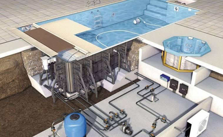 Когда следует заниматься проектировкой бассейна