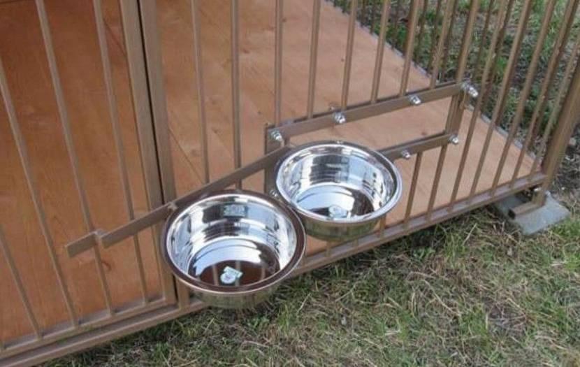 проекты вольеров для собак