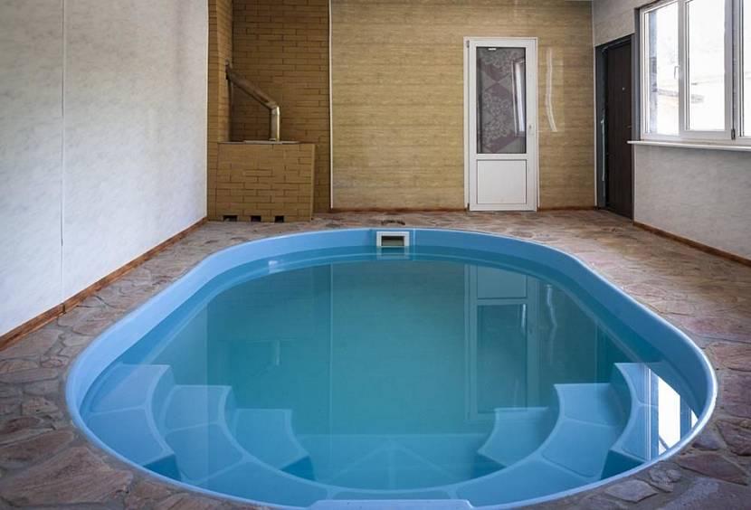 Баня или сауна с бассейном станут инвестицией