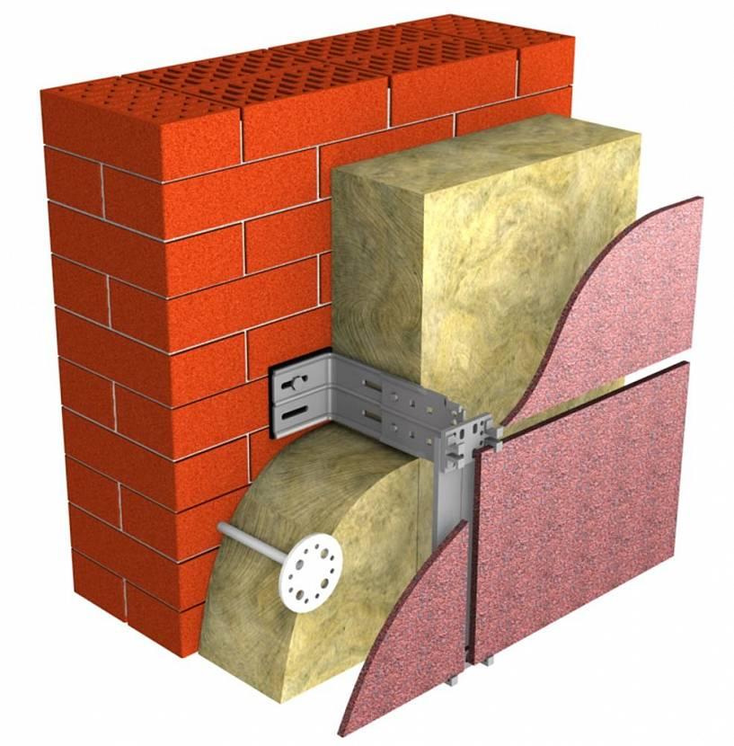 каменная вата - утеплитель