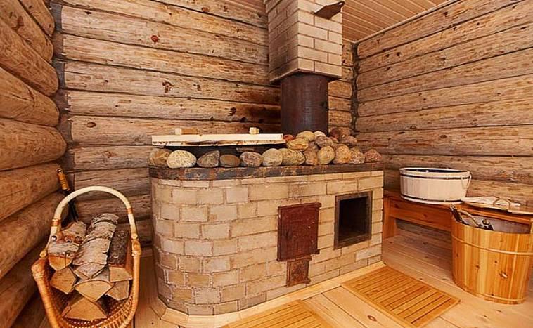 Кирпичная печь для бани: разновидности и безопасность проектов, плюсы и минусы, кладка шаг за шагом