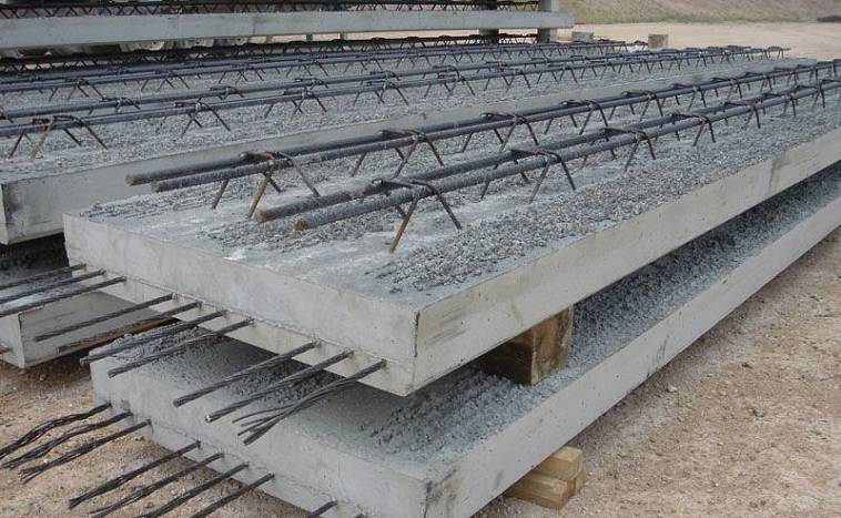марка бетона для монолитной плиты фундамента