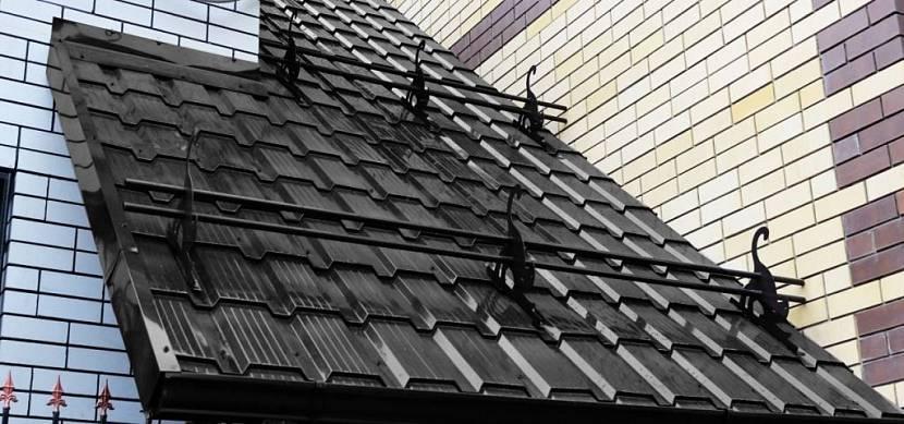 купить лист на крышу каскад
