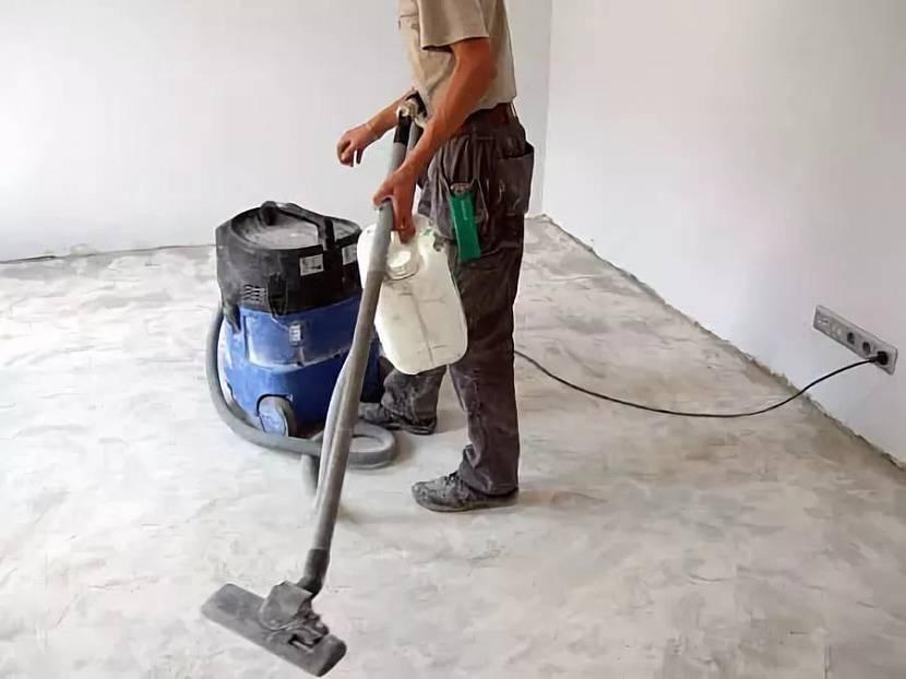 краска по бетону для пола в гараже