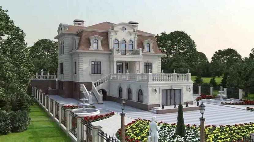 Индивидуальный проект элитного дома