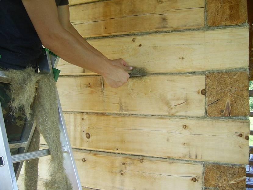 как правильно утеплить деревянный дом снаружи