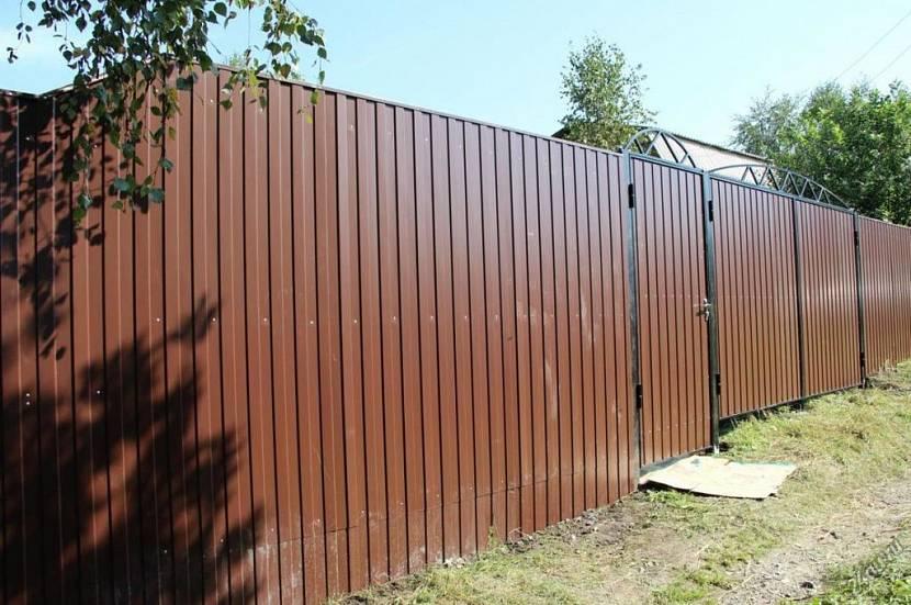 Что делать, если высокий забор - необходимость?