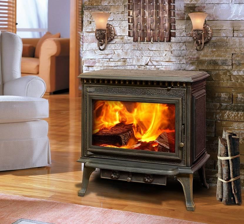 современные печи для отопления дома на дровах