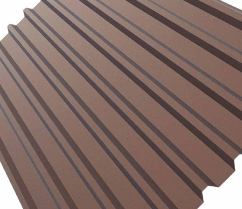 Лист с полимерным покрытием
