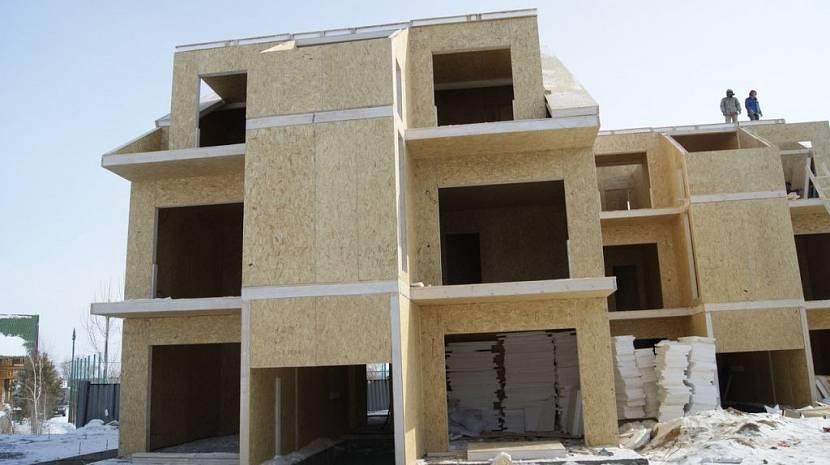 проекты для СИП домов могут быть разнообразных конфигураций