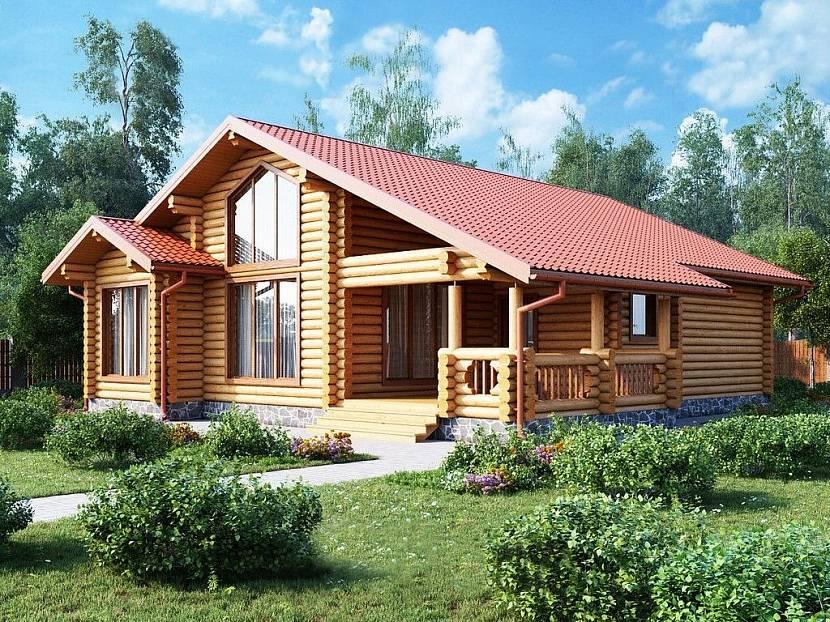 Владельцы таких домов сильно ограничены в выборе стиля