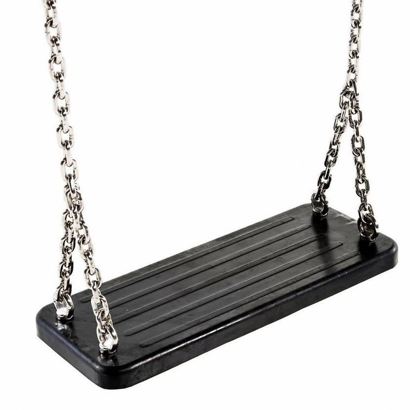 сиденье для качелей на цепях