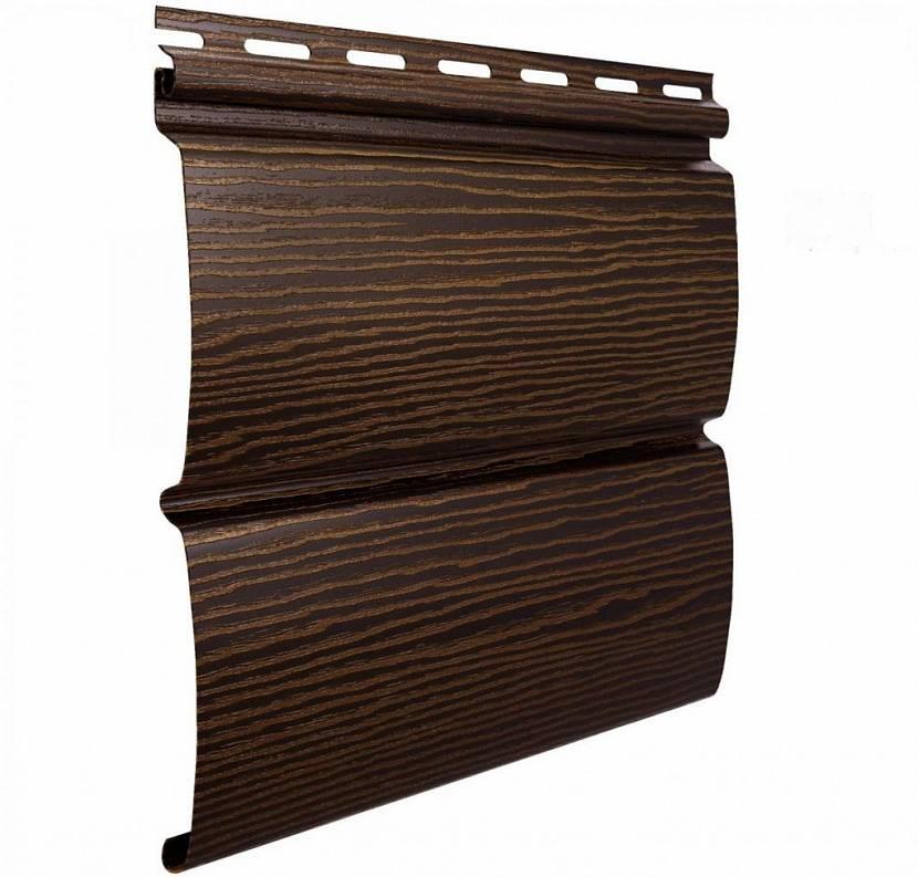 какой лучше выбрать сайдинг для деревянного дома