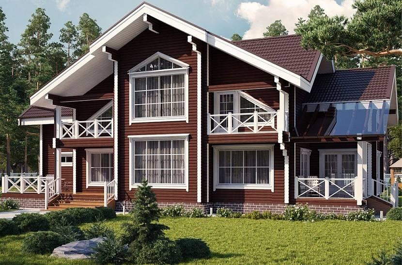 финский дом под ключ цена