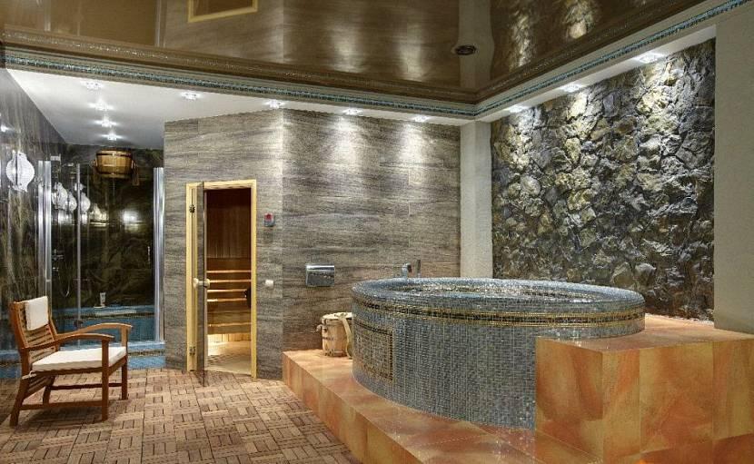 оригинальные бани