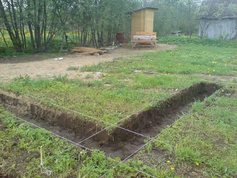 земельные работы на участке
