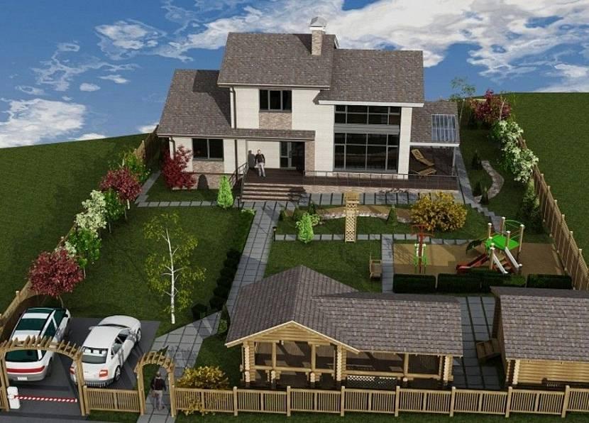 построить дом с нуля