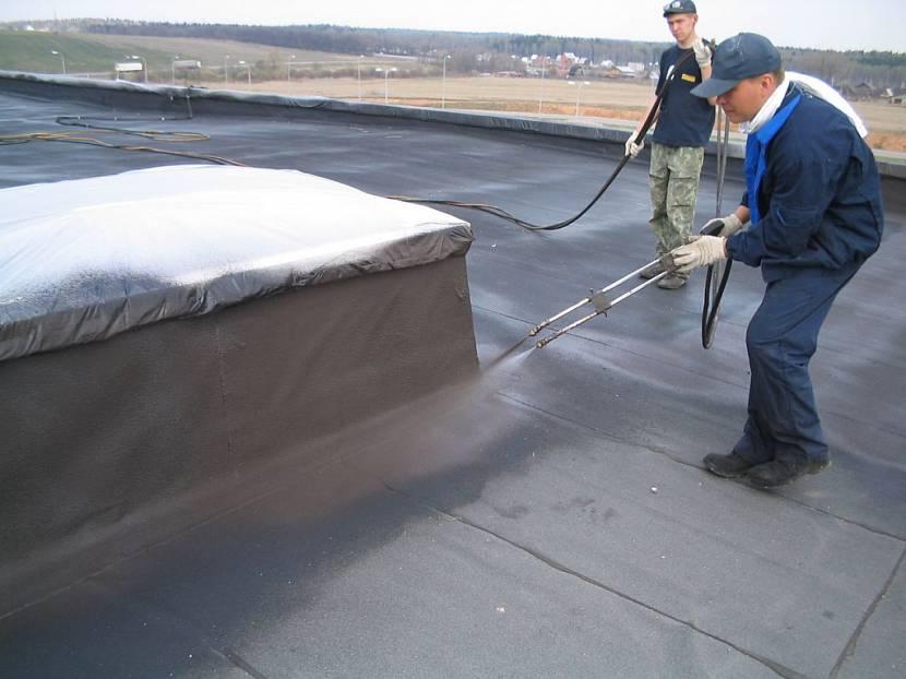 почему бетон холодный