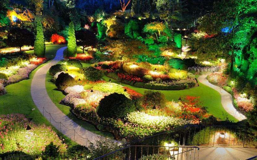 садовое освещение купить