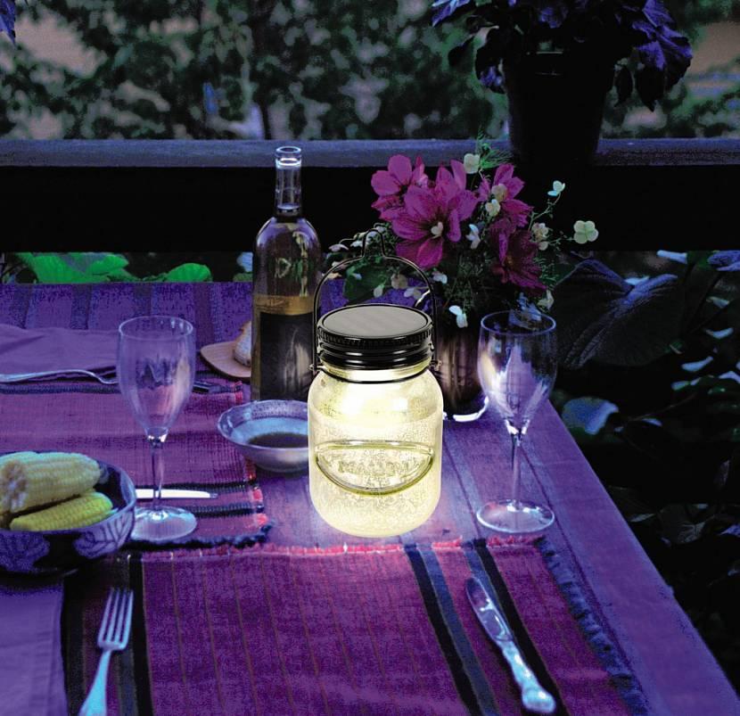 декоративный фонарь для сада