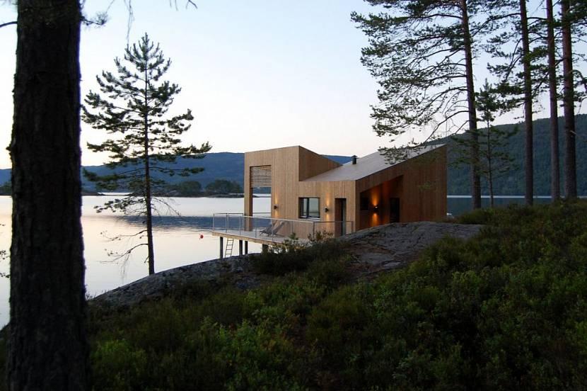 Плавучий домик от Feste Landscape