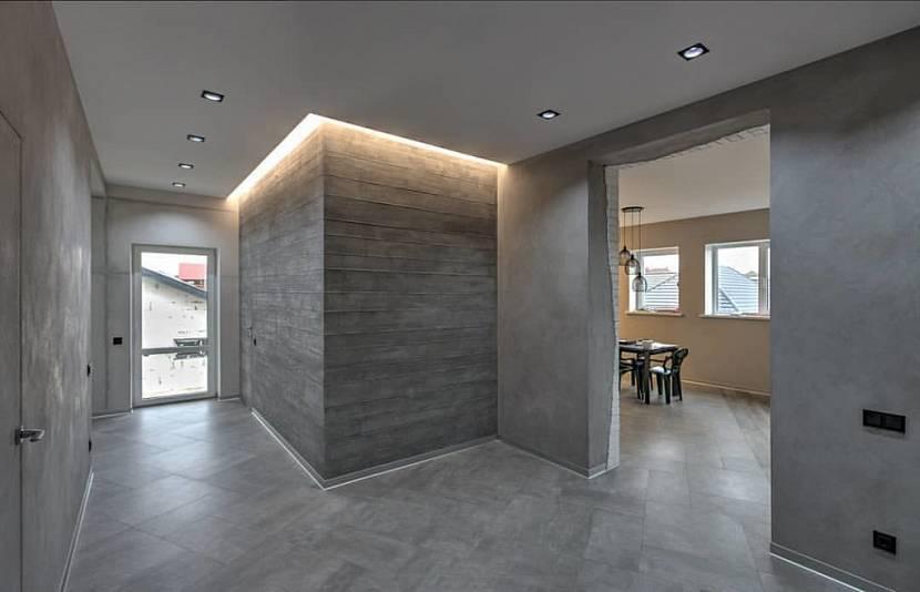 декоративная обработка бетона