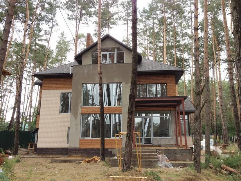 построить кирпичный дом под ключ цена