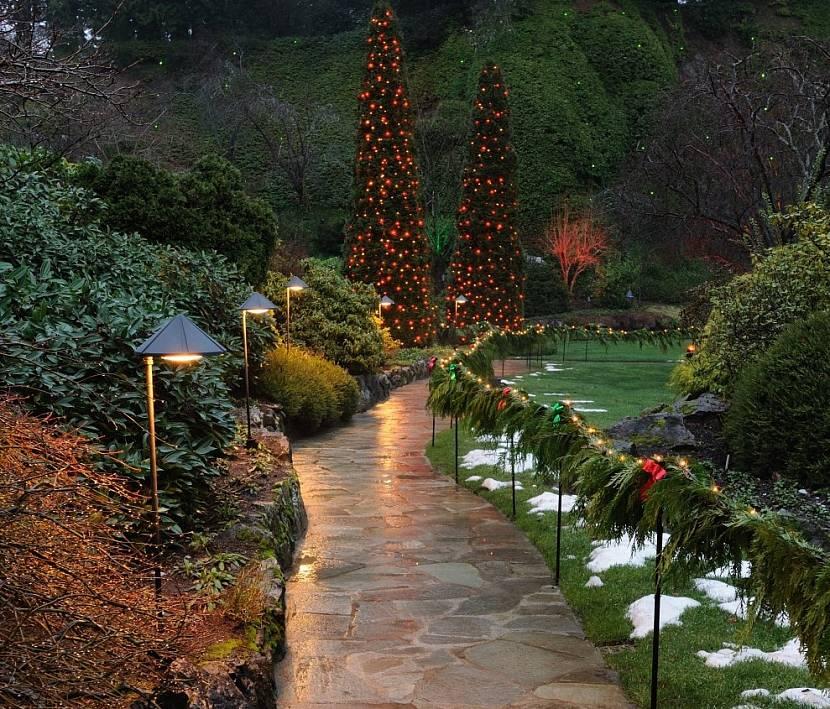 фонари для сада