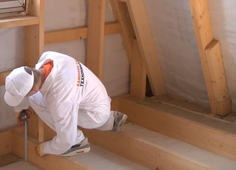 чем отделать стены в дачном доме внутри