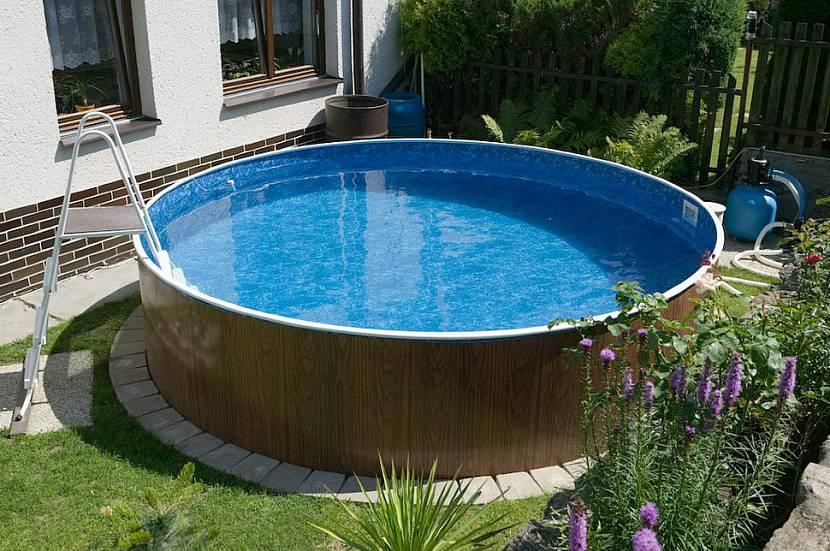 купить разборный бассейн