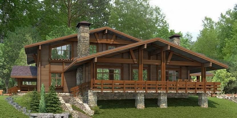 Брус - натуральная древесина