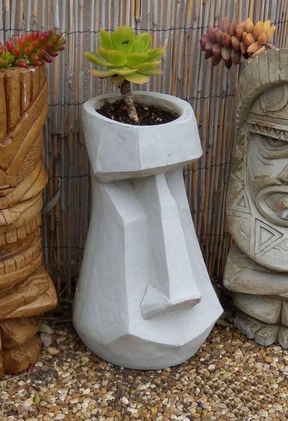 фигуры из гипса для сада