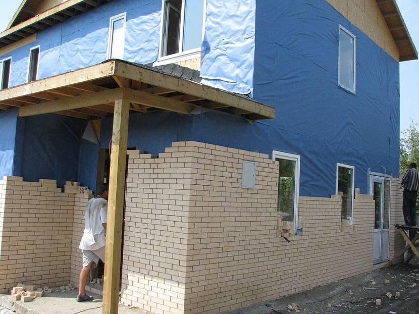 чем облицевать фасад дома недорого и красиво
