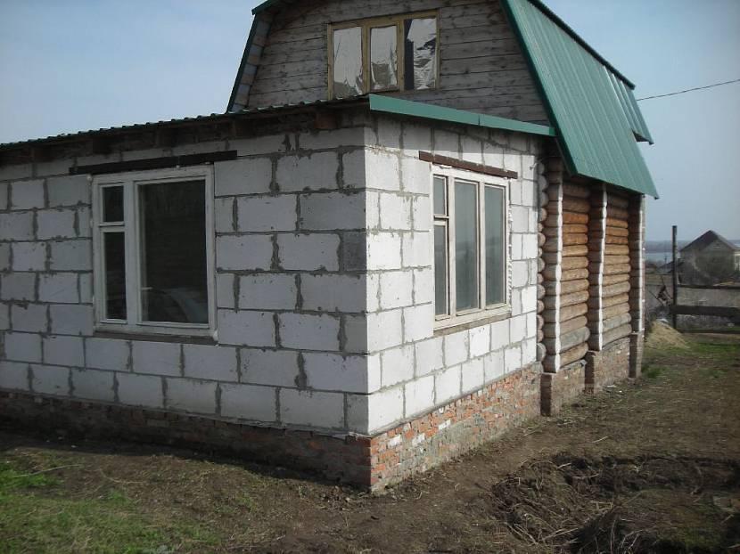 пристройка к деревянному дому цена