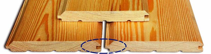 имитация бруса для внутренней отделки