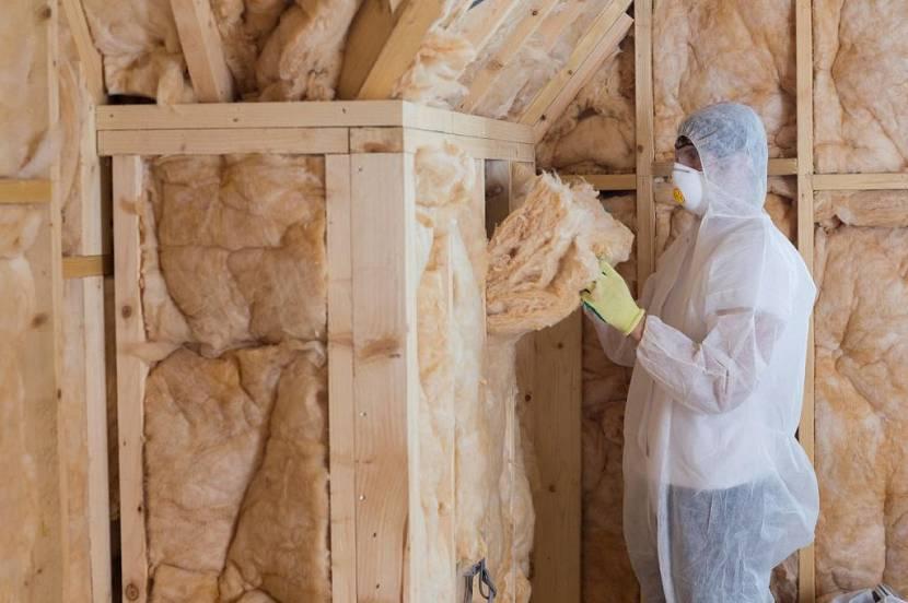 материалы для утепления стен внутри дома