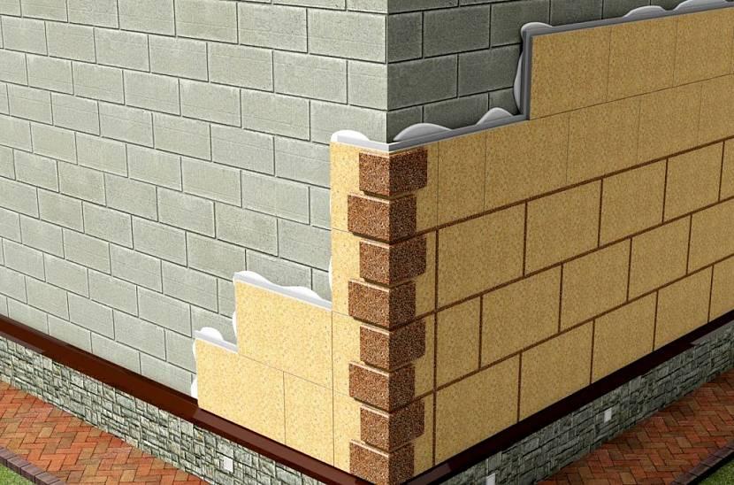 тепло панели для наружной отделки дома