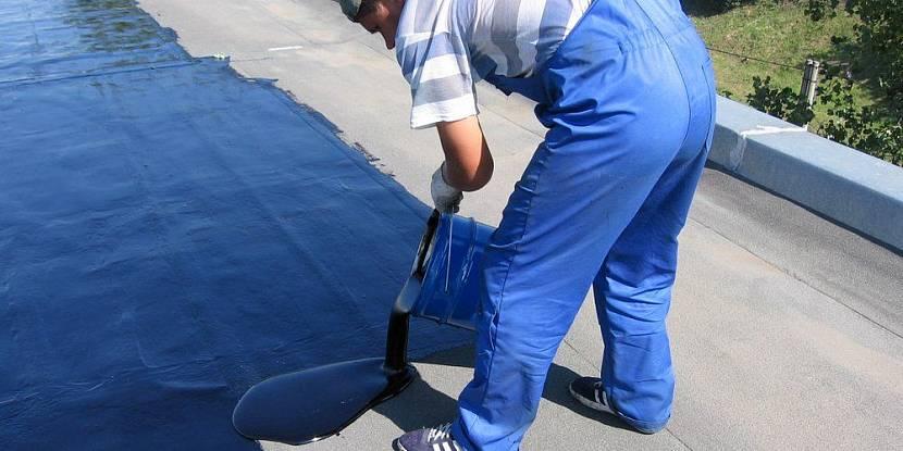 битумная мастика для гидроизоляции крыши
