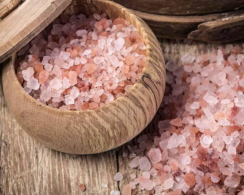 Соль из Пакистана
