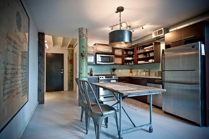 Гранж на кухне