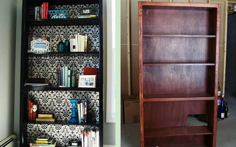 Способ реставрации шкафа