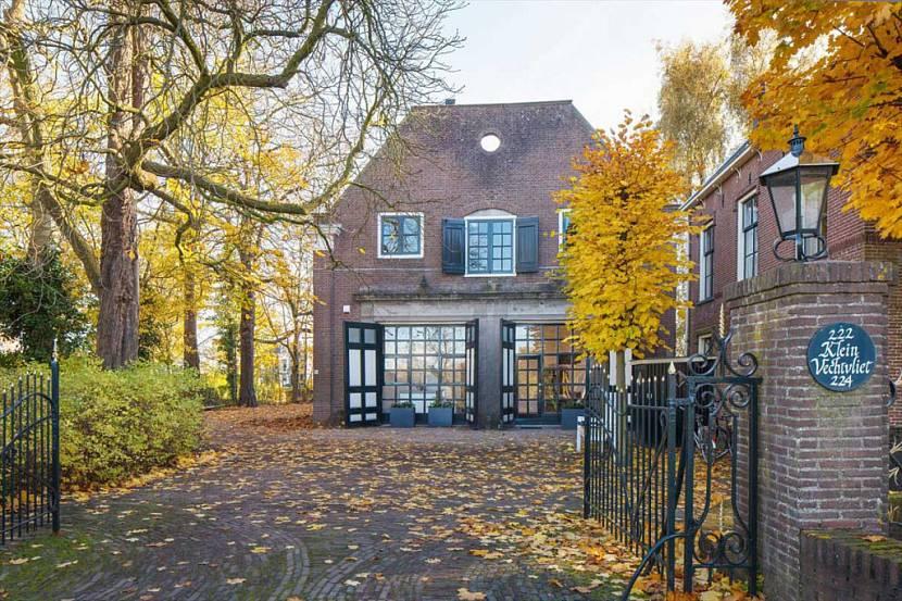 красивые дома из кирпича