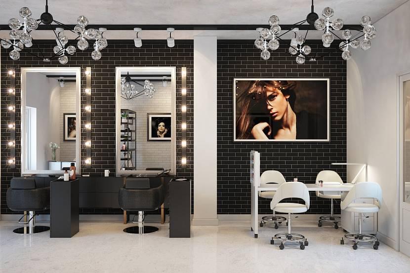 Идея салон красоты и фотостудия